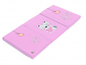 Foldable mattress for crib - foldable mattress for travel - foldable mattress for bed or cot - mattress suitable for all standard cribs - foldable so it does not take up space - foldable mattress with storage bag - foldable and removable cot mattress i ..