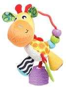Playgro 0186161 Giraffe Activity Rattle for Baby