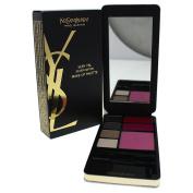 Yves Saint Laurent Very YSL Makeup Palette (Silver Edition) (1x Blush, 2x Lipcolour, 4x Eyeshadow, 3x Applicator) 11.7g10ml