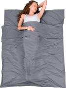 Double Sleeping Bag Liner by Other