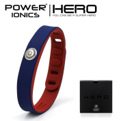 Power Ionics® Titanium Magnetic Bracelet Bracelet Bracelet New Power Ionics Bracelet Energy Wristband Bracelet 3000 ions Smart Sports Bracelet Wristband PT066 Hero Spiderman Batman Superman Hulk Captain America Thor Power Ionics Idea Band 3000IONS/CC 4 ..