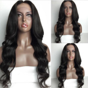 Fennell 100% Brazilian Human Hair Body Wave Full Lace Wigs With Baby Hair Natural Colour Human Hair Lace Front Wigs For Women