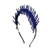Shoelace Headband - Royal Blue