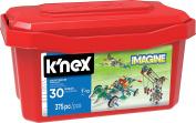 K'Nex Deluxe Building Set, 375 Pieces