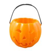 Livoty Halloween Decorative Supplies Goblin Ghosts Goggles Kids Pumpkin Candy Bars