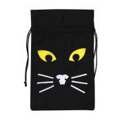 Livoty Halloween Gift Bag Devil Bag Kids Candy Handbag Bucket Children