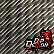 Hex Carbon Fibre Hydrographic Water Transfer Film Hydro Dipping Dip Demon
