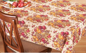 Harvest Fruits and Berries Autumn Home Accents Tablecloth