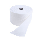 1 Roll Beauty Makeup Cotton Disposable Washing Towel Salon Facial Clean Cotton Remover Soft Cosmetic Cotton Pad White
