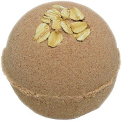 Intimate Bath and Body 150ml Oatmeal Milk & Honey w Hemp Seed Oil Bath Bomb
