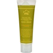Olive & Green Tea Hand Cream, 4 fl oz (118 ml) by Nubian Heritage