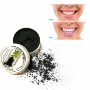 Activated Coconut Charcoal Teeth Whitening Powder from Natural Ingredient