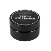 Teeth Whitening Bamboo Charcoal Powder Oral Hygiene Cleaning Teeth Plaque Tartar Removal Stains, By Alex Casiano LLC