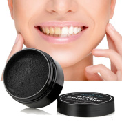 Dr.Davey Natural Active Charcoal Teeth Whitening Powder-Organic Activated Carbon Coco Tooth Whitener and Stain Remover for Teeth