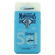 Le Petit Marseillais Grain de Sel SEA SALT Shower Gel from France