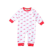 For 6M-24M, UMFun Baby Girls Clothes Elepants Rompers Jumpsuit Outfits