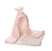 Bunny By The Bay Bunny Hooded Blanket-Pink