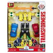 Transformers C0626EL2 Robots in Disguise Combiner Force Team Ultra Bee Figure