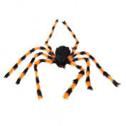 Tinksky Fake Spider Scary Spooky Spider Plush Toy Halloween Party Scary Decoration Haunted House Prop 125cm