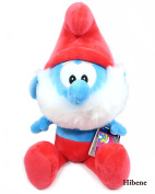 "The Smurfs Plush Doll 15"" Cute Home Room Decor 38cm"