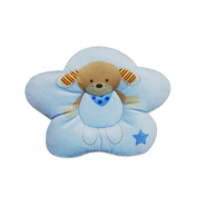 JYSPORT Baby Pillow, Anti-Flat Head Syndrome Anti-Pressure Support Pillow Cotton Soft Newborn Cushion