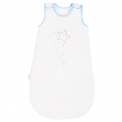 Baby Sleeping Bags Sleeveless Summer Vest Cotton Anti-Kick Quilt Thin Section Newborns Soft Breathable Air-Conditioned Rooms Sleeping bag Four Seasons are Available , 75cm , beige