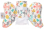 Baby Elephant Ears Head Support Pillow & Matching Blanket Gift Set ~ Woodland Wonder