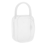 Sharesweet Portable Baby Kid Feeding Bottle Pacifier Soother Nipple Case Holder Storage Box