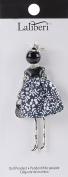 Laliberi Doll Pendant-Alyssa - Silver