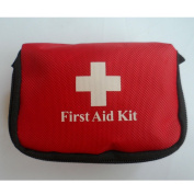 Mini Portable First Aid Kit for Home,Vehicle,Travel,Office,Workplace,Child Care, Hiking,Survival & Outdoor