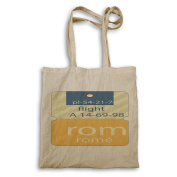 New Rome Italy Flight Tote bag m430r