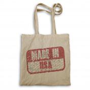 New Made In Usa Stamp Tote bag m246r