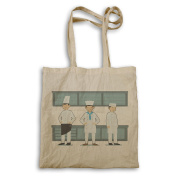 New Variety Chefs Funny Smile Tote bag l671r