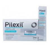 PILEXIL AMPOLLAS ANTICASPA 15 amp lab. Lacer + CHAMPU USO FRECUENTE 150 ml Hair Everyday