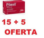 PILEXIL AMPOLLAS ANTICAIDA 20 amp 15+5 lab. Lacer NUEVO MONOVARSALUD Hair Everyday