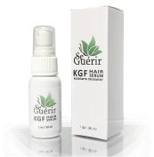 Se Guérir KGF Hair Regrowth Treatment Serum - Scalp - Thicker, Stronger, Darker Hair, Balding Prevention - Keratinocyte Growth Factor Hair Care Serum 30ml