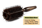 BESTOOL Hair Brush with Boar Bristle and Nylon for Hair Styling, Drying, Curling, Adding Hair Volume and Shine