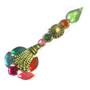 Magic Wand Cosmic Body Jewellery for Face and Forehead Makeup.