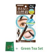 Brow Lash EX Water Strong W Eyebrow (Gel Pencil & Powder) Natural Brown