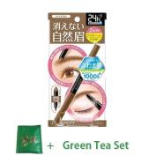 Brow Lash EX Water Strong W Eyebrow (Gel Pencil & Powder) Light Brown