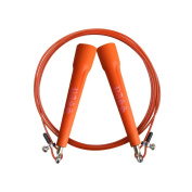 Skipping Rope 3m Adjustable length bonus replaceable cable speed rope with Ball Bearings Cable Self-locked