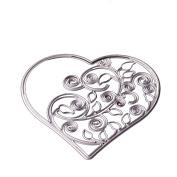 Carbon Steel Hollow Out Heart Stencils Cutting Dies DIY Scrapbooking Decorative