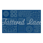 Tattered Lace Kaleidoscope Stage Card Die Set - 16 Piece set - TLD0355