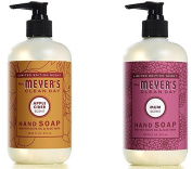 Mrs. Meyers Autumn Hand Soap Bundle