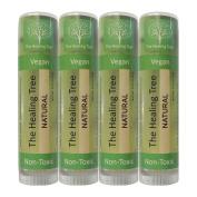 Natural Lip Balm | Vegan | Non-Toxic | 100% Natural Ingredients