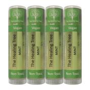 Mint Lip Balm | Vegan | Non-Toxic | 100% Natural