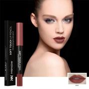 Lipstick , DORIC Waterproof Long Lasting Matte Liquid Lip Gloss Lip Liner Cosmetics