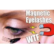 8Pcs Reusable-Magnet-Sheet-For-3D-Magnetic-False-Eyelashes-Extension-Handmade