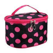 FENZL Cheap Dot Series Portable Cosmetic Makeup Bag