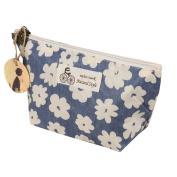 FENZL Portable Travel Cosmetic Bag Makeup Pouch Toiletry Wash Organiser Pendant
